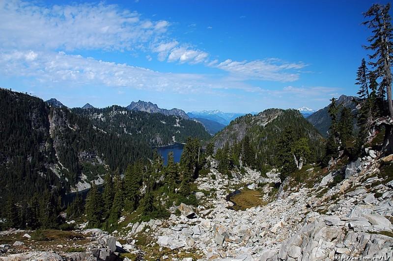 0183 800x532 США: Озера и водопады долины реки Фосс