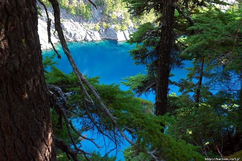 0193 800x532 США: Озера и водопады долины реки Фосс