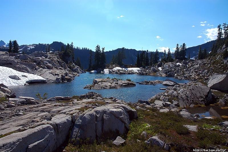 0203 800x532 США: Озера и водопады долины реки Фосс