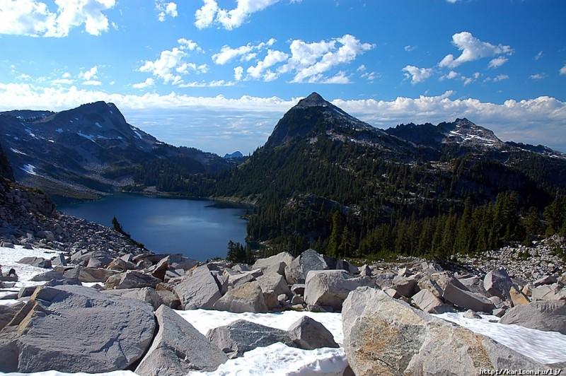 0214 800x532 США: Озера и водопады долины реки Фосс