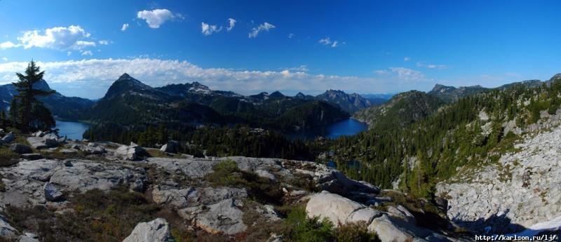0223 800x345 США: Озера и водопады долины реки Фосс