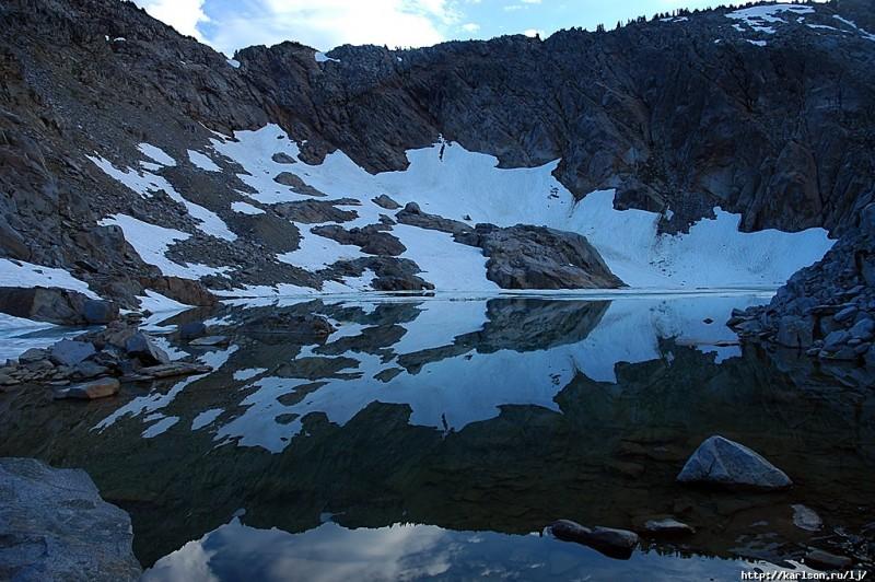 0281 800x532 США: Озера и водопады долины реки Фосс