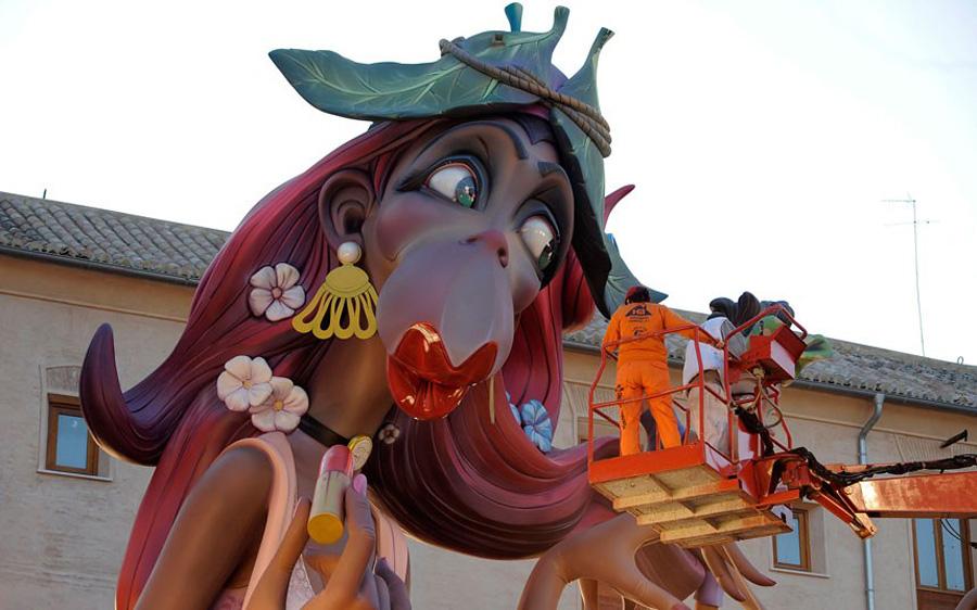 03 1 Фестиваль Лас Фальяс 2012