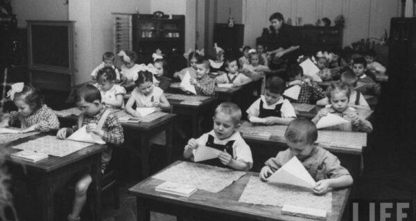 Жизнь советского детского сада в 1960 году глазами фотографа LIFE