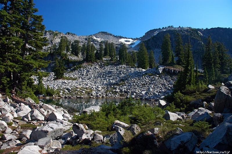 0331 800x532 США: Озера и водопады долины реки Фосс