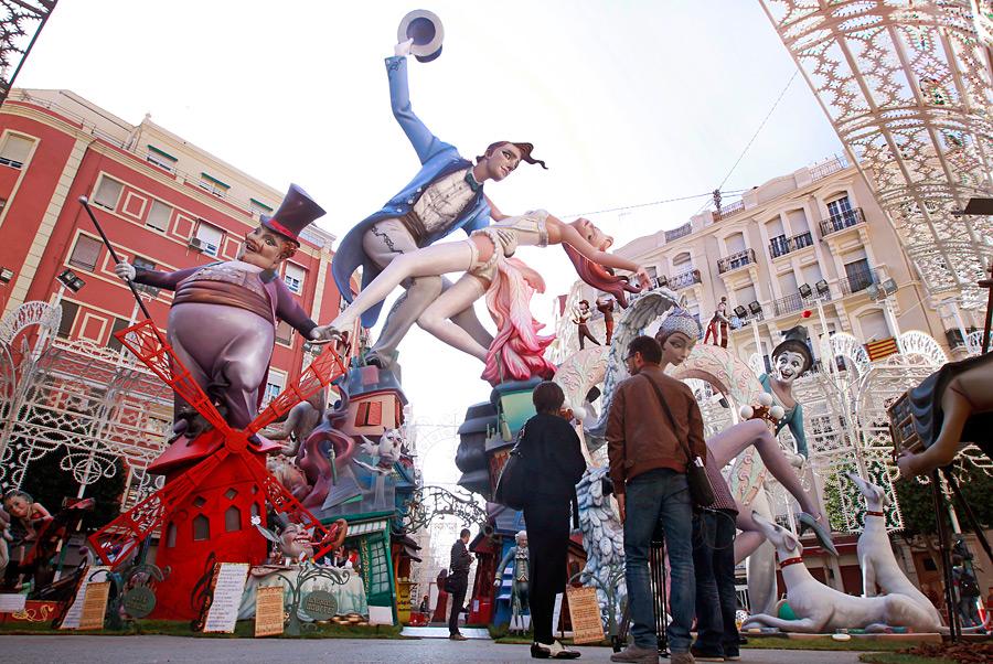 052 Фестиваль Лас Фальяс 2012