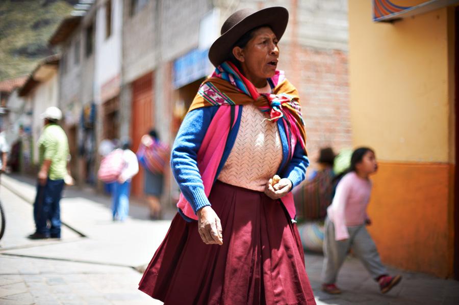 076 Путешествуя по Перу: из Куско к Мачу Пикчу