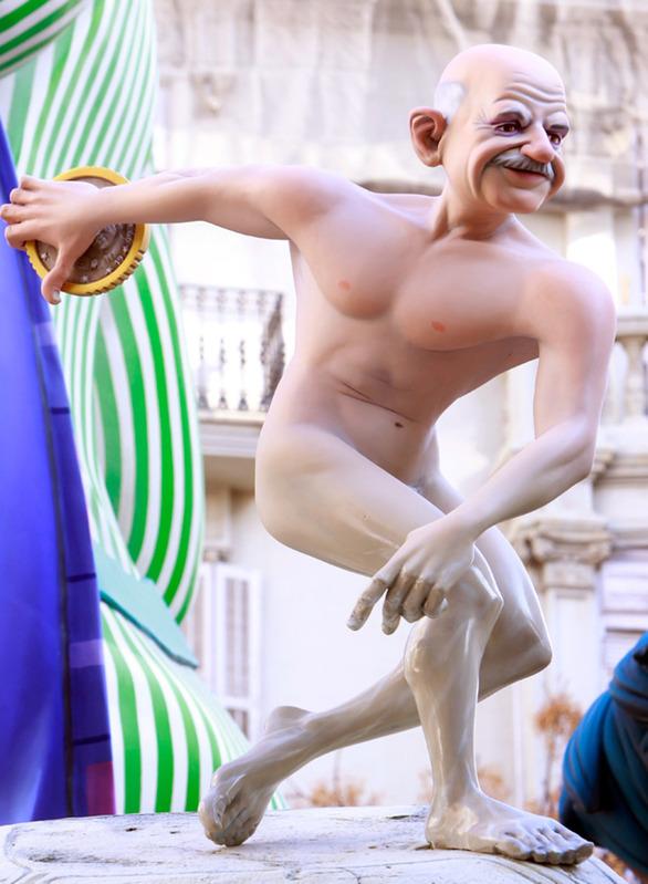 091 Фестиваль Лас Фальяс 2012