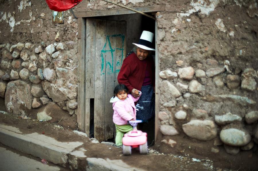 096 Путешествуя поПеру: изКуско кМачу Пикчу