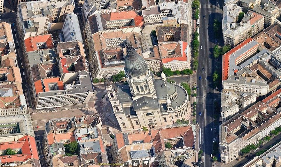 0 7f575  Топ 10 удивительных снимков с Google Earth