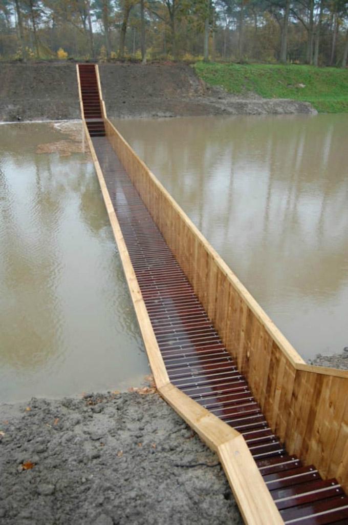Мост Моисея в Голландии получил титул Лучшее сооружение 2011