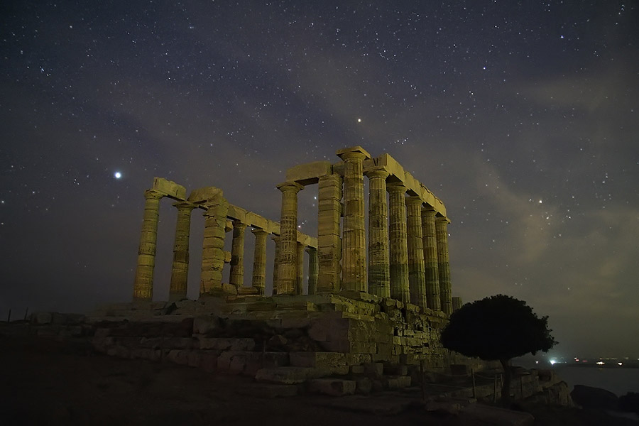 0 80760  Небо Греции в астрофотографиях Криса Коциопулоса