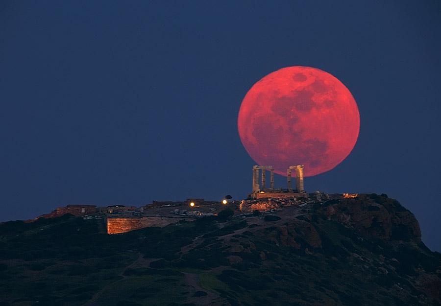 0 80761  Небо Греции в астрофотографиях Криса Коциопулоса