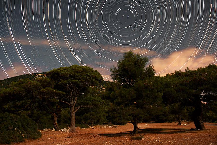 0 80762  Небо Греции в астрофотографиях Криса Коциопулоса