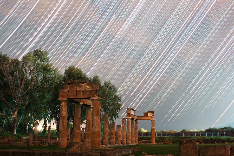 0 80764  Небо Греции в астрофотографиях Криса Коциопулоса