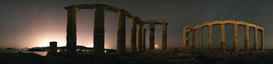 0 80765  Небо Греции в астрофотографиях Криса Коциопулоса