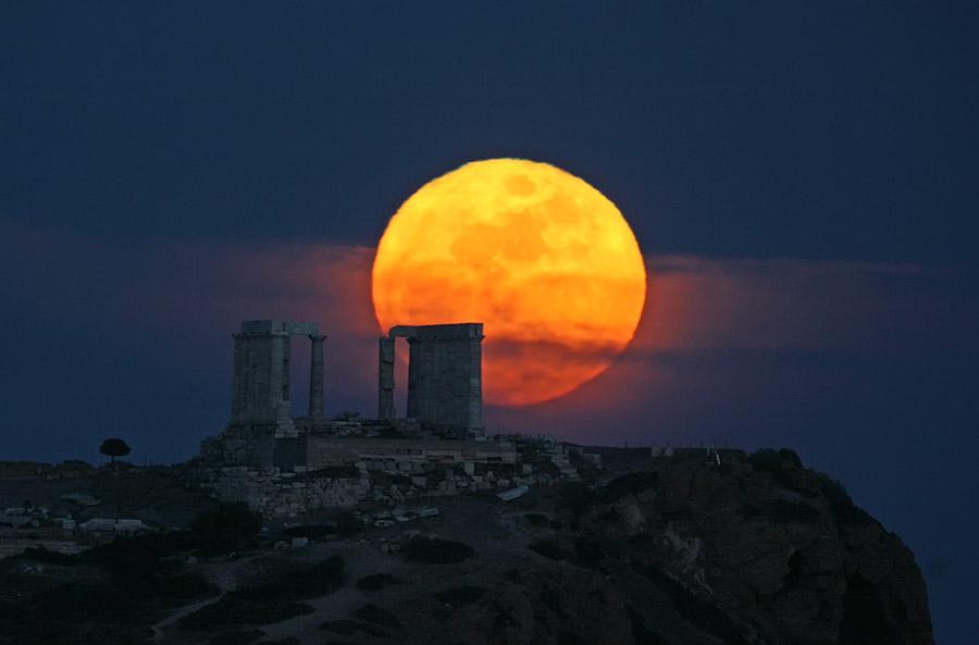 0 80767  Небо Греции в астрофотографиях Криса Коциопулоса