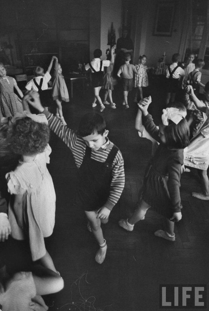 0f05ba0db8db Жизнь советского детского сада в 1960 году глазами фотографа Life