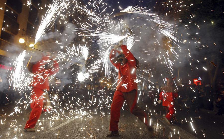 10104 Фестиваль Лас Фальяс 2012