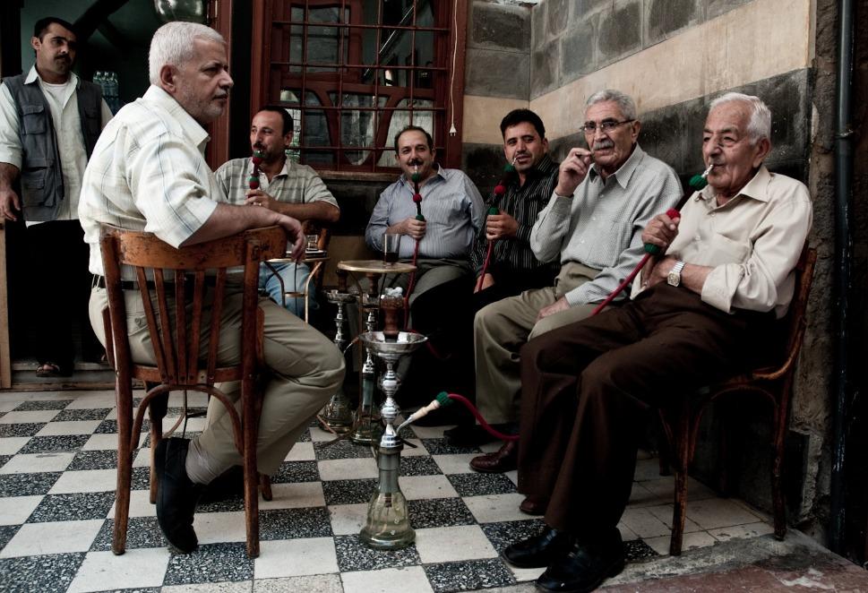 10153 Фотографии Сирии в лучшие времена