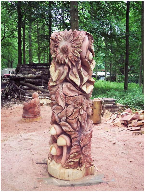 1016 Вторая жизнь срубленных деревьев