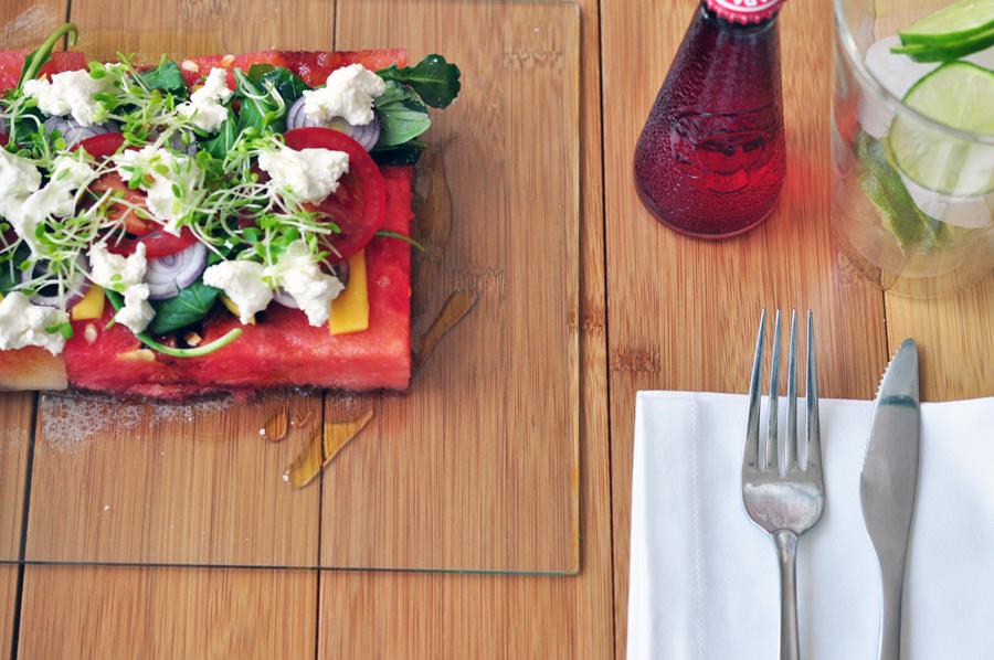 10162 Салат из арбуза