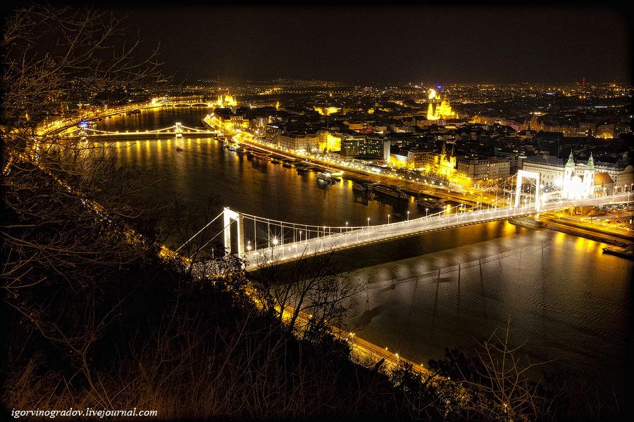 10163 Ночной Будапешт