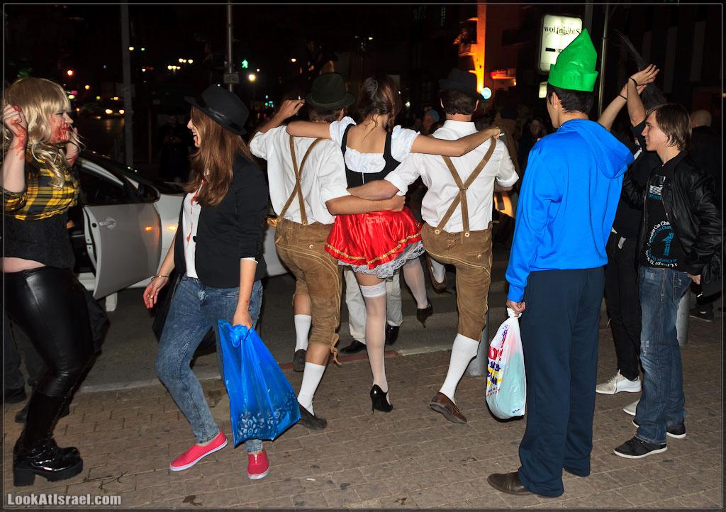 10310 Зомби на улицах Тель Авива – Zombie Walk Tel Aviv