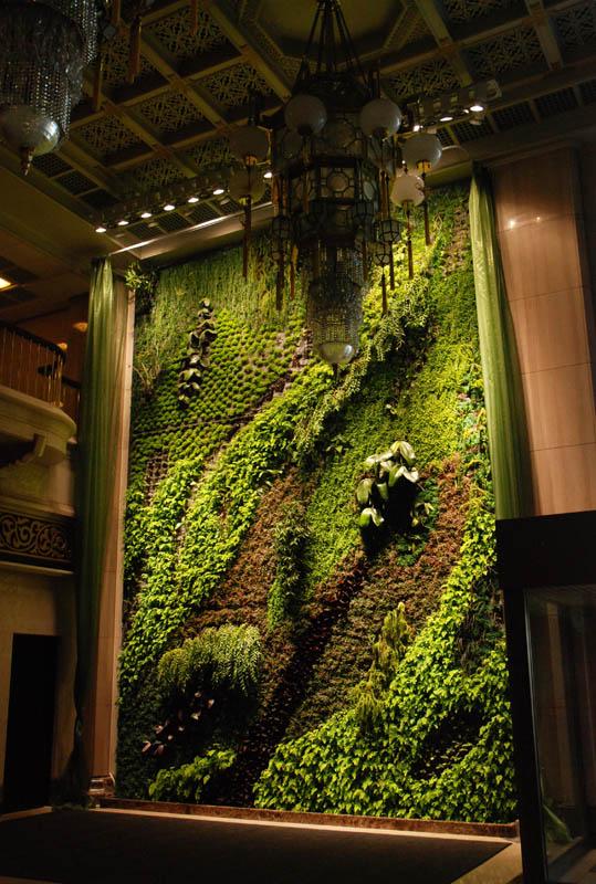 1037 15 вертикальных садов по всему миру