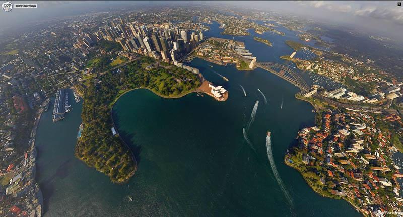 1039 Топ 10 панорамных фото городов мира