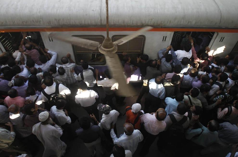 1080 Индийская железная дорога   перегруженный гигант в действии