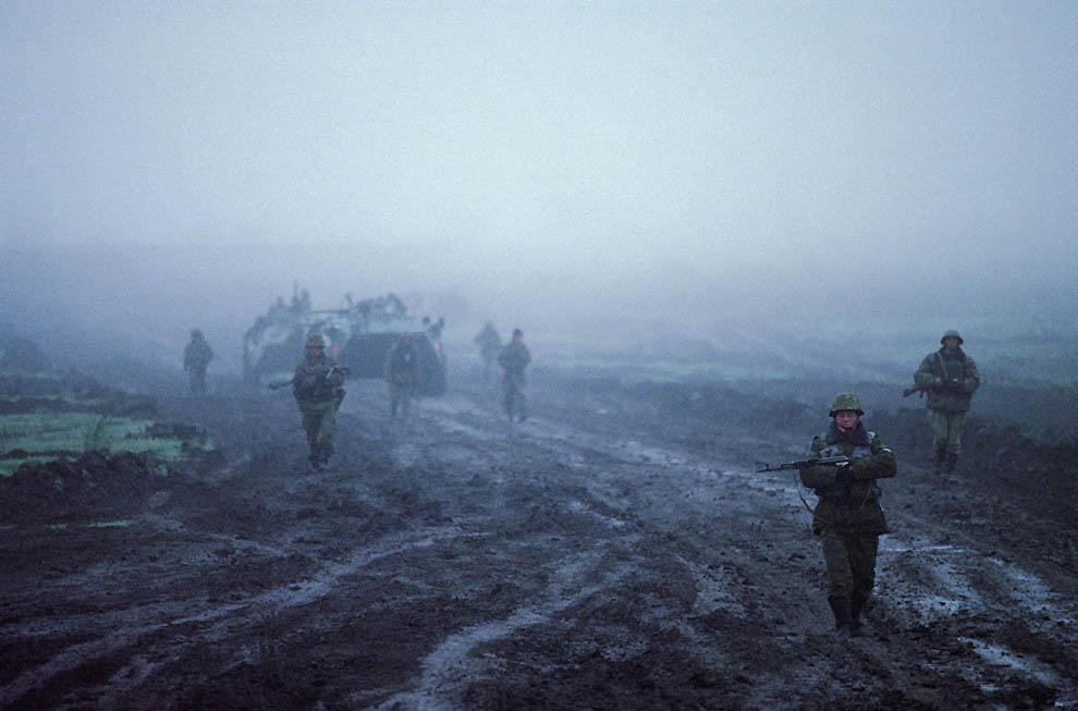 1088 Чечня и не только глазами Дмитрия Белякова