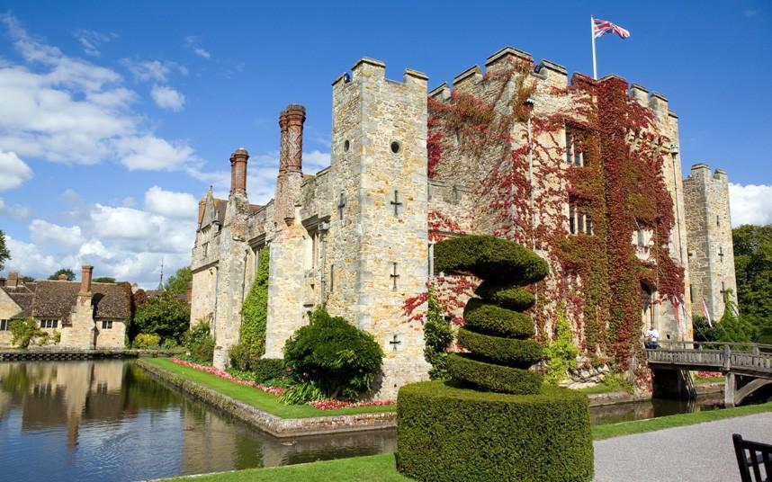 1099 Прекрасные замки Британии