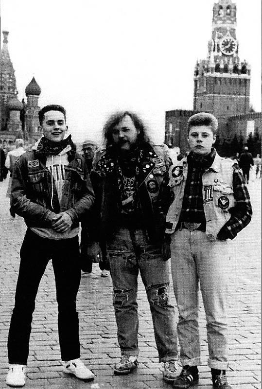 11107 Самая неформальная молодежь СССР в 70 90 е годы
