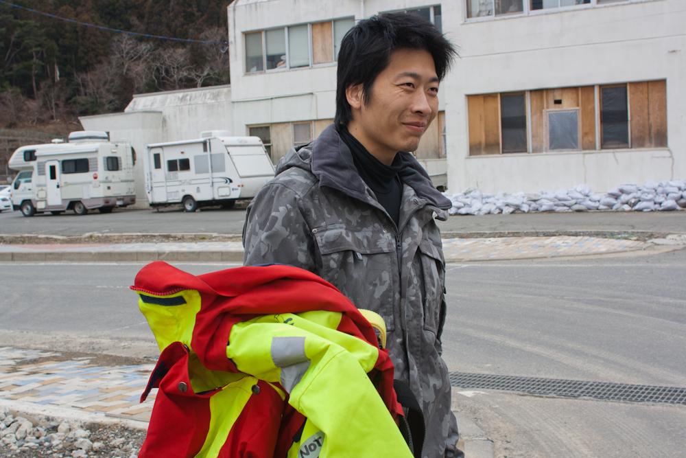 11119 Япония в зоне бедствия   волонтерские приключения