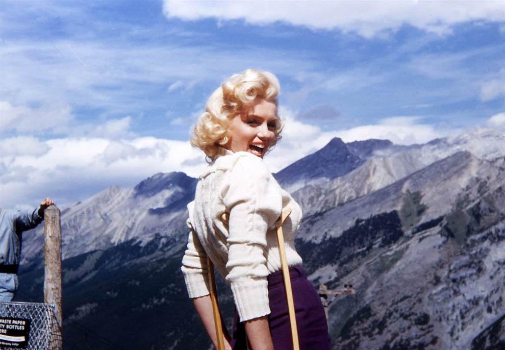 11127 Неопубликованные ранее фотографии Мэрилин Монро выставлены на аукционе
