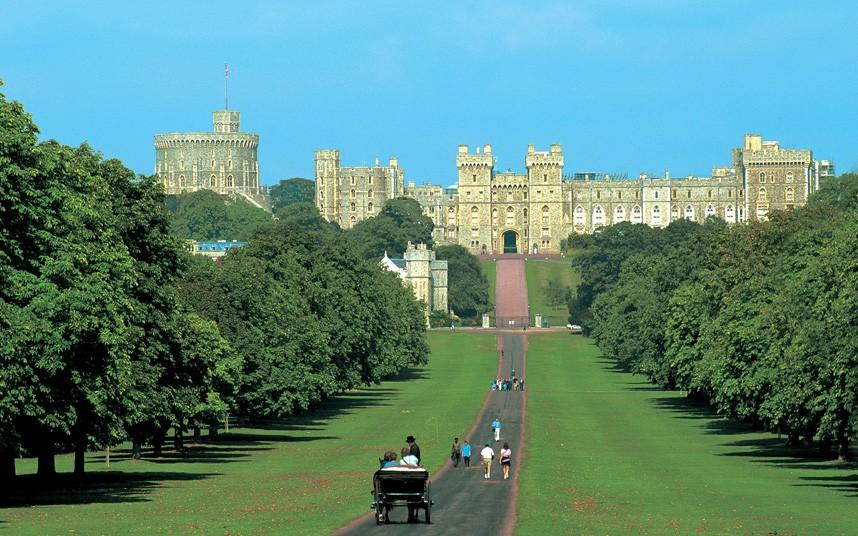 11131 Прекрасные замки Британии
