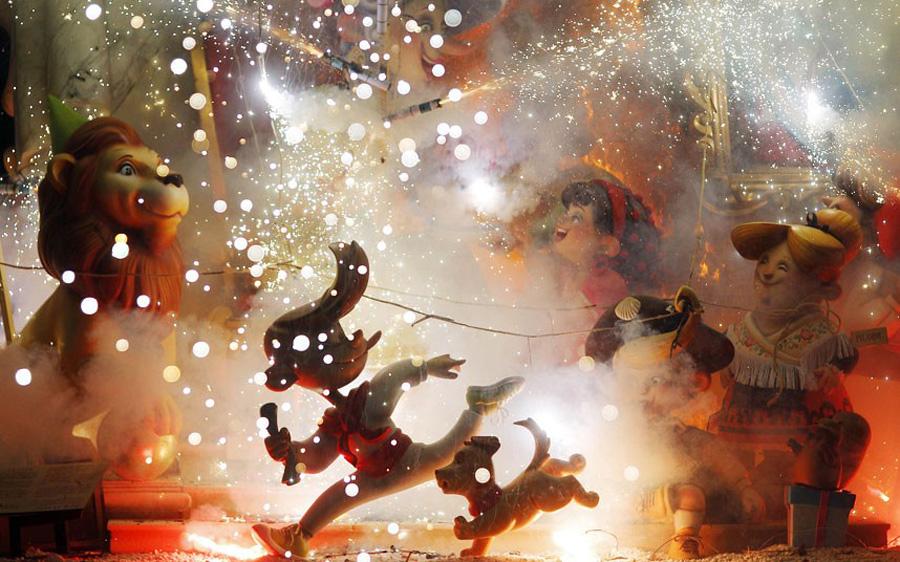 11135 Фестиваль Лас Фальяс 2012