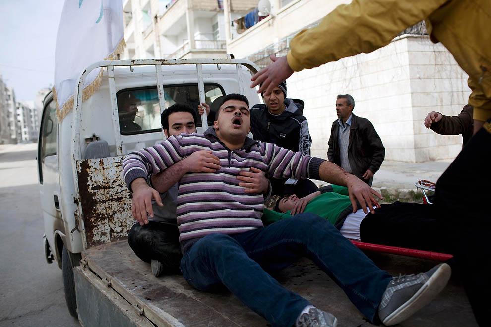 11141 Сирия: взгляд изнутри