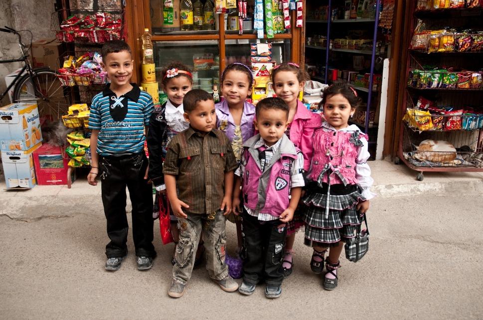 11174 Фотографии Сирии в лучшие времена