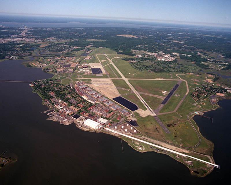 1142 16 баз ВВС и флота США