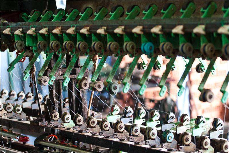 1150 Как получаются шелковые нити