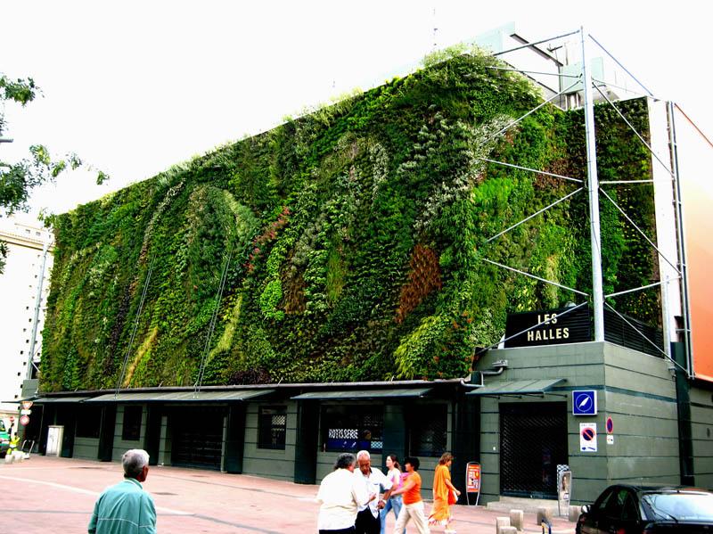 1151 15 вертикальных садов по всему миру