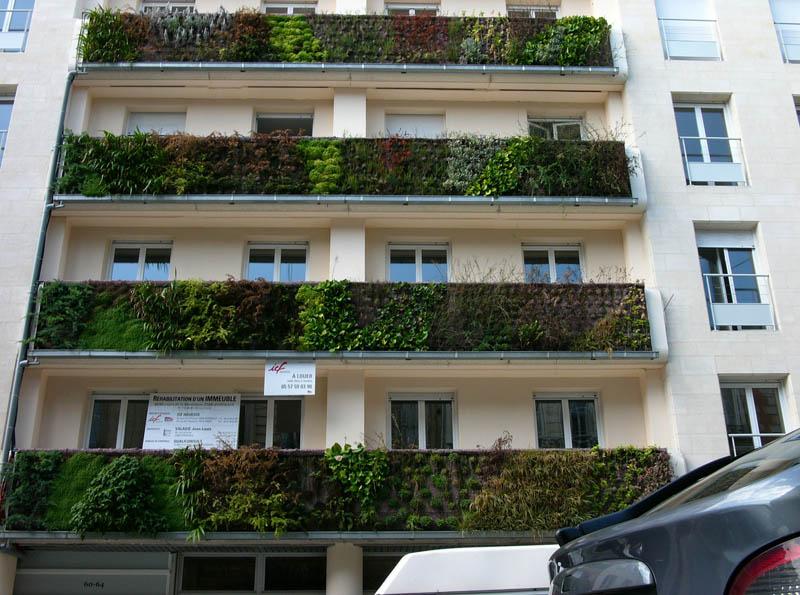 1152 15 вертикальных садов по всему миру