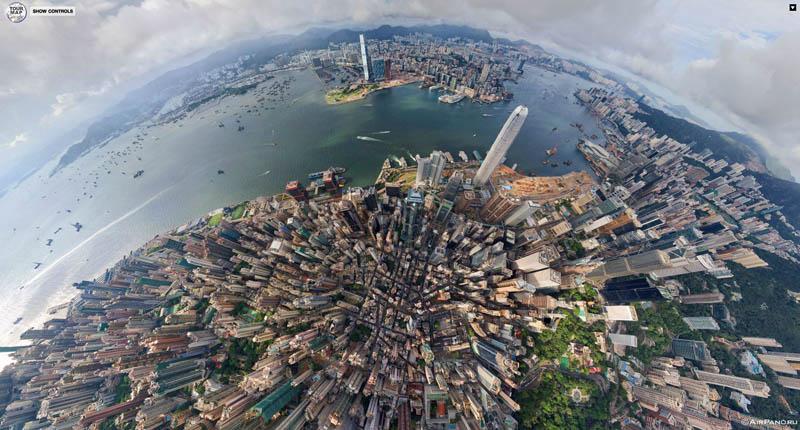 1155 Топ 10 панорамных фото городов мира