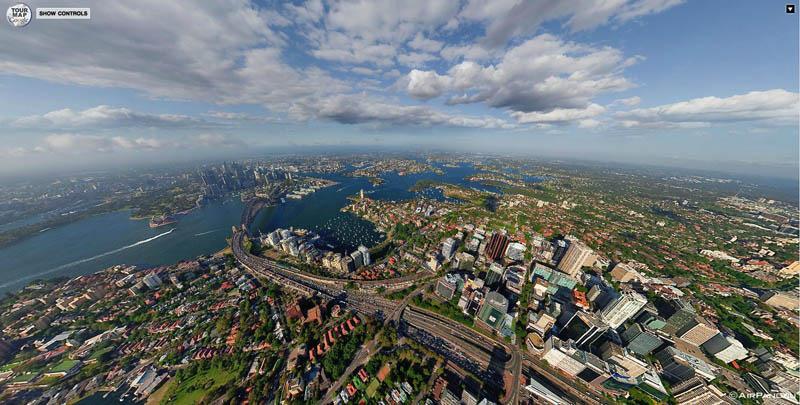 1156 Топ 10 панорамных фото городов мира