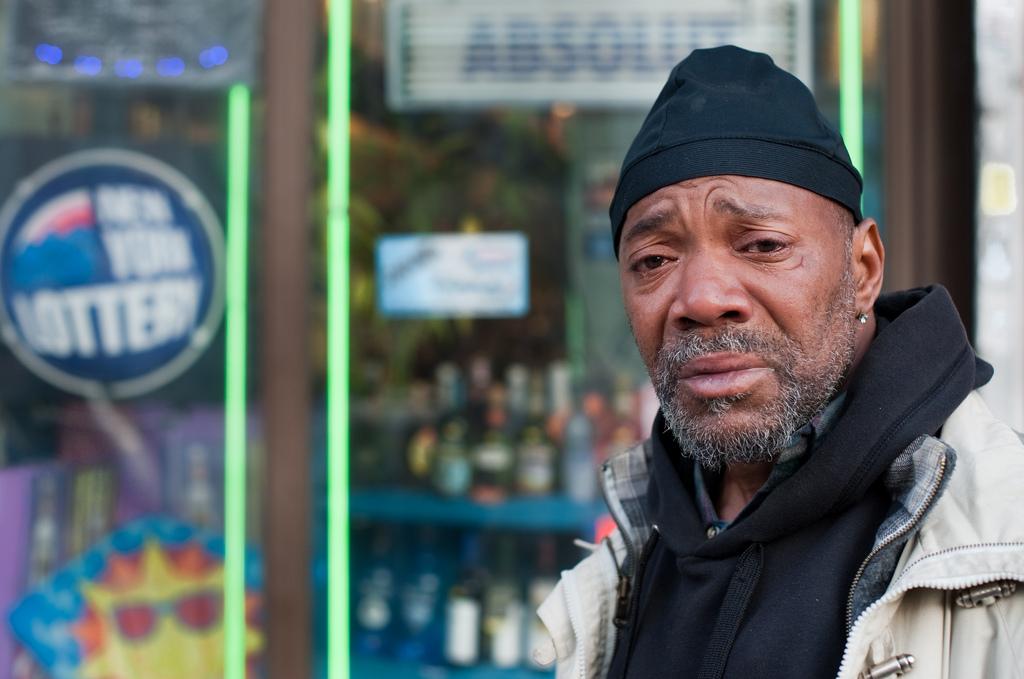 1158 Истории наркозависимых в южном Бронксе (Часть 1)