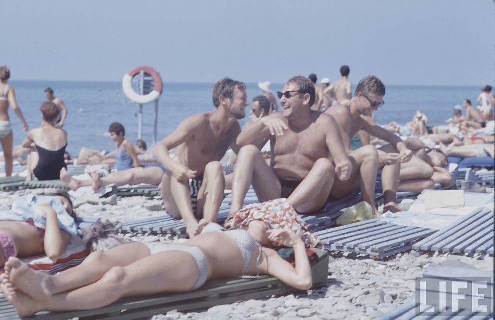 1171 Советская молодежь 60 х глазами американского фотографа