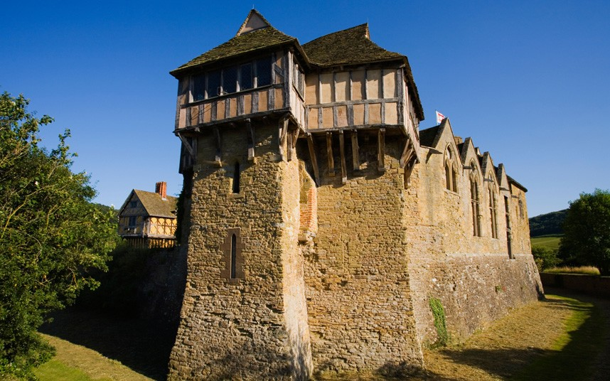 12104 Прекрасные замки Британии