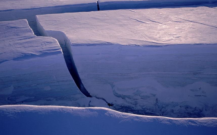 12107 Голубые айсберги и ледники Исландии